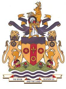 Coat of arms Windsor Ontario